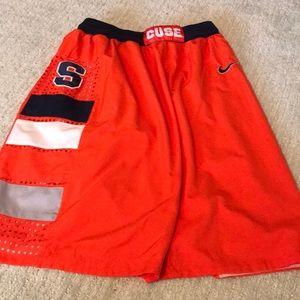 Syracuse Men's Basketball Shorts